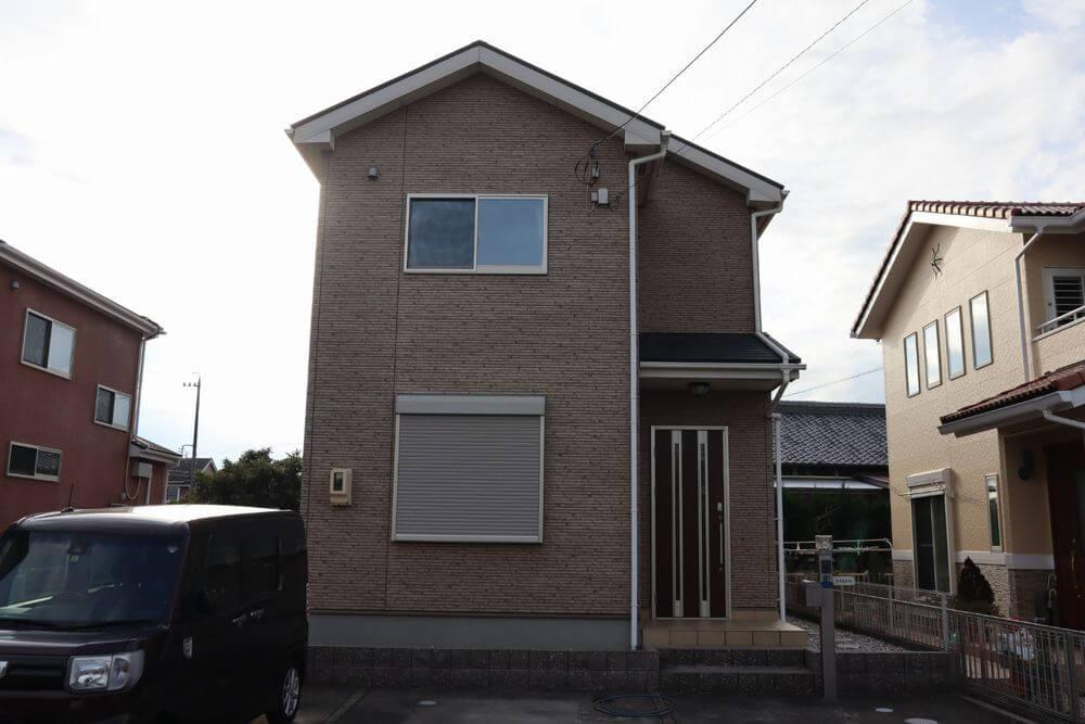 外壁塗装前:三重県鈴鹿市:リペイント匠