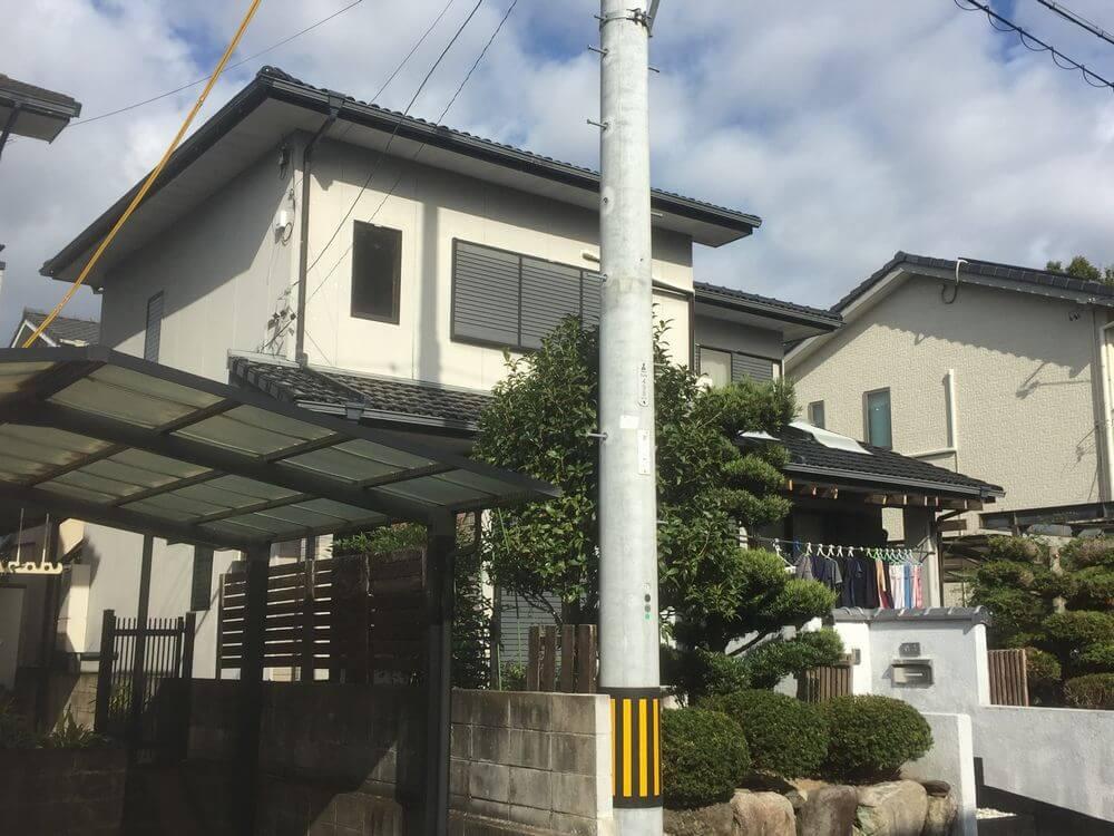 三重県津市:外壁塗装:リペイント匠