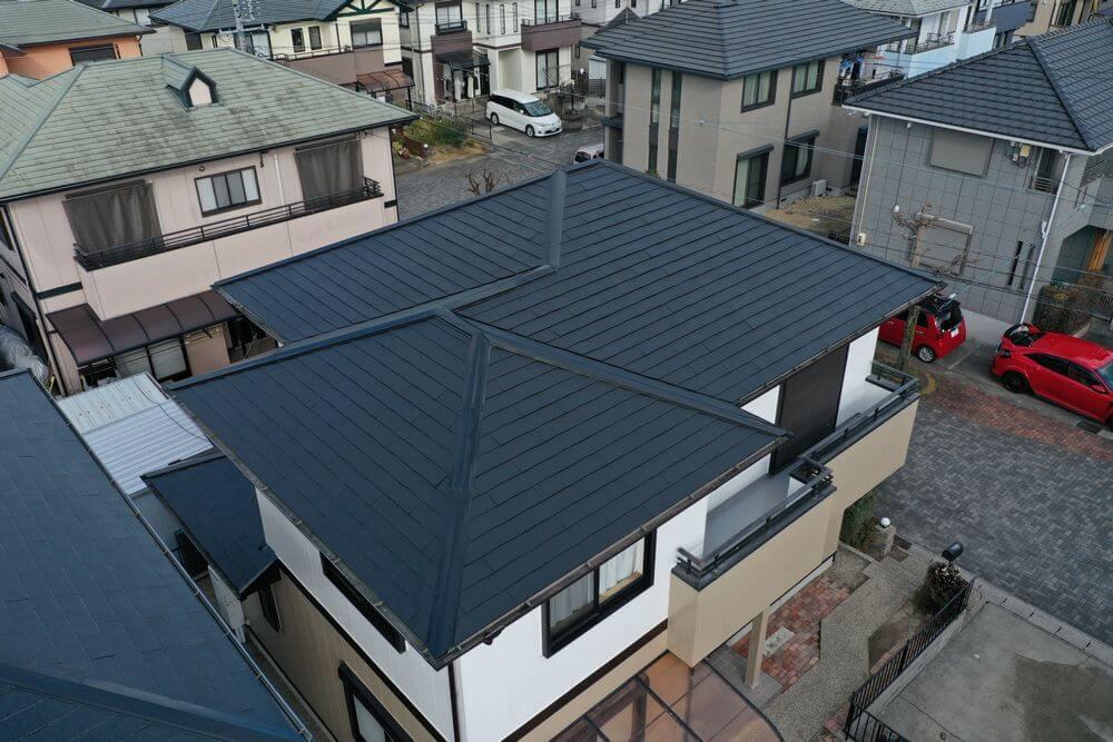 リペイント匠:三重県鈴鹿市:屋根塗装