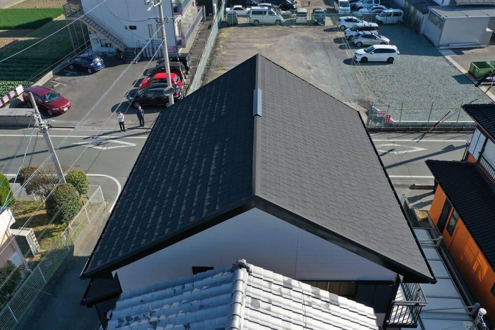 リペイント匠:三重県津市・屋根葺き替え工事