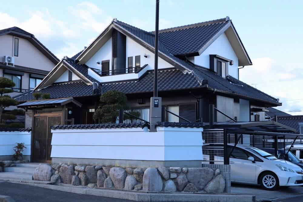 三重県鈴鹿市K様邸【外壁塗装】フッ素:リペイント匠
