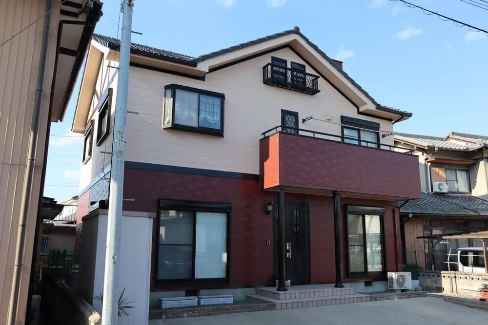 三重県鈴鹿市:外壁塗装・屋根塗装後:リペイント匠