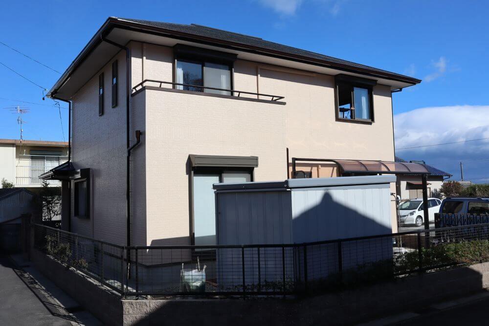 三重県鈴鹿市外壁塗装・屋根塗装後:リペイント匠
