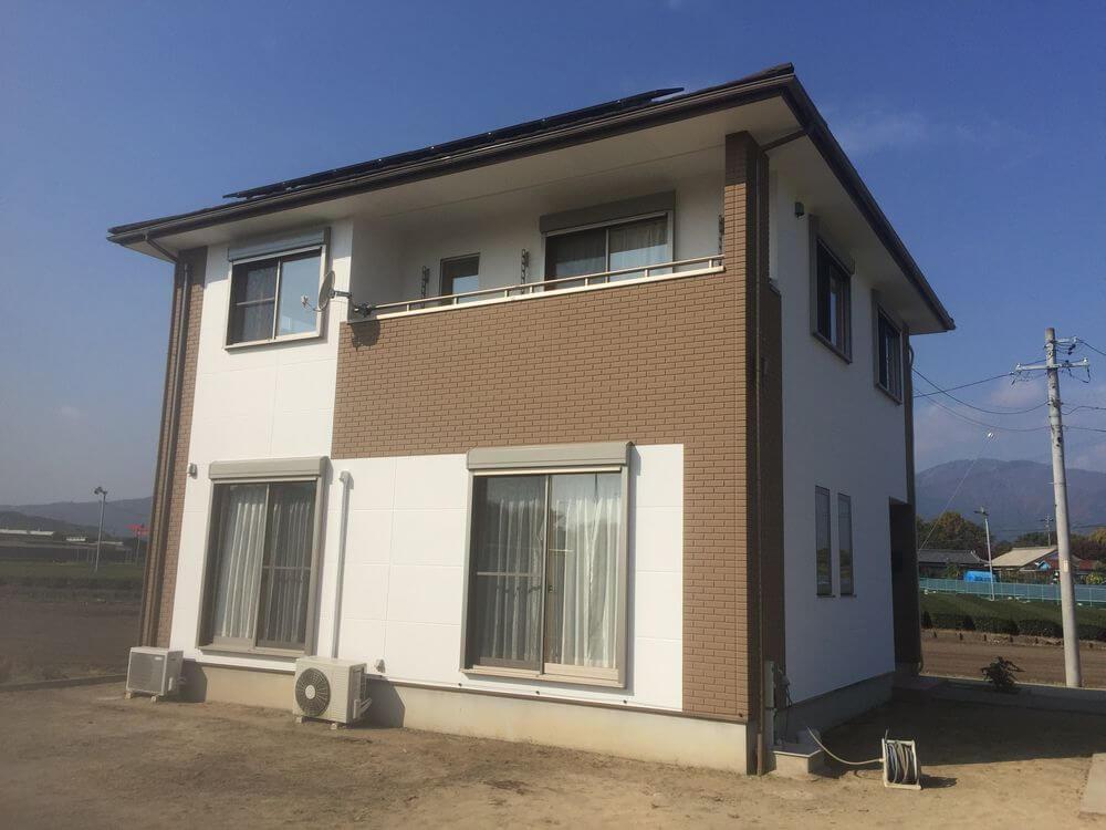 三重県鈴鹿市N様【外壁塗装・屋根カバー工法】ガイナ