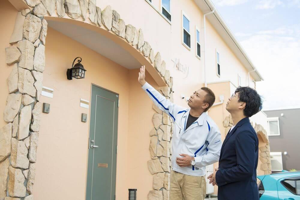 マンション・アパートの外壁塗装:リペイント匠