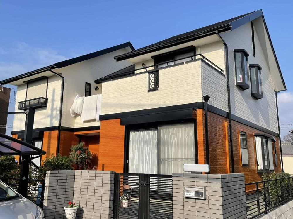 三重県鈴鹿市N様:外壁塗装・屋根塗装