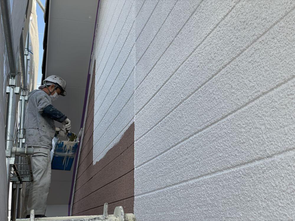 外壁塗装の期間