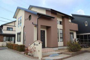 リペイント匠、屋根塗装、外壁塗装後、ガイナ