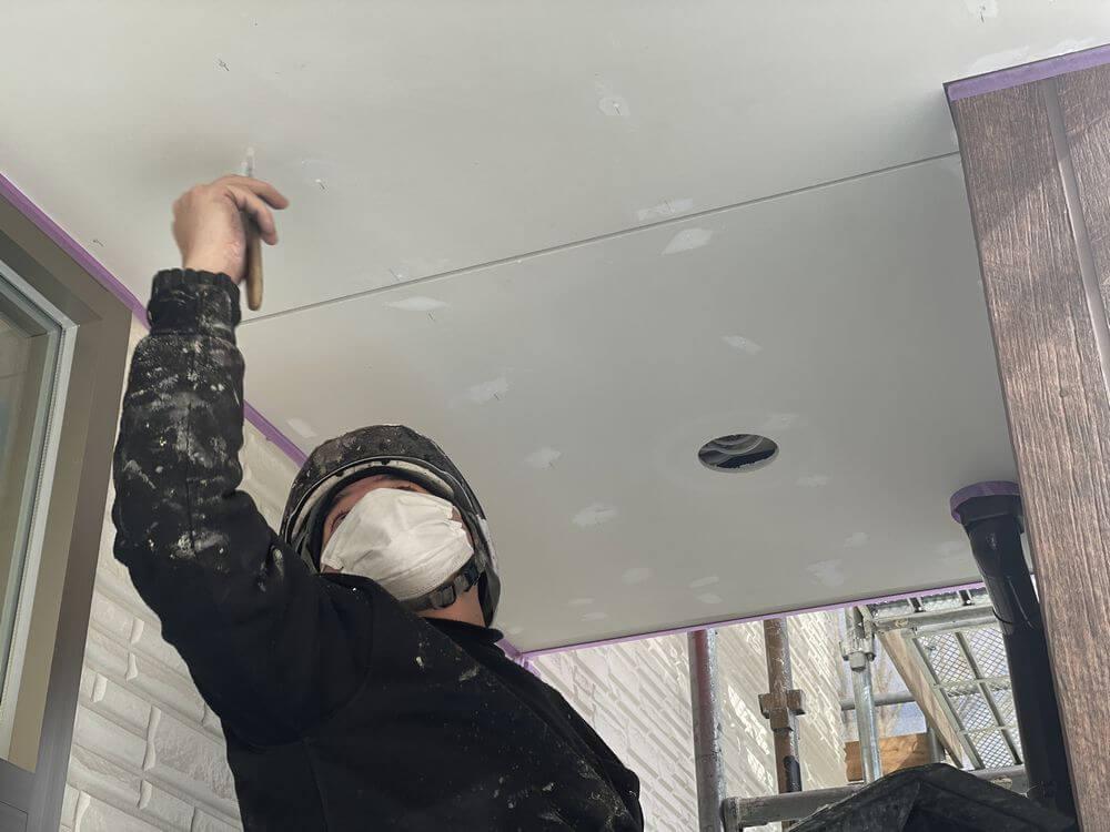 リペイント匠、本社塗装工事