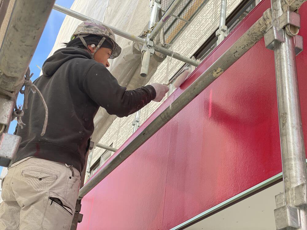 津市、外壁塗装、リペイント匠