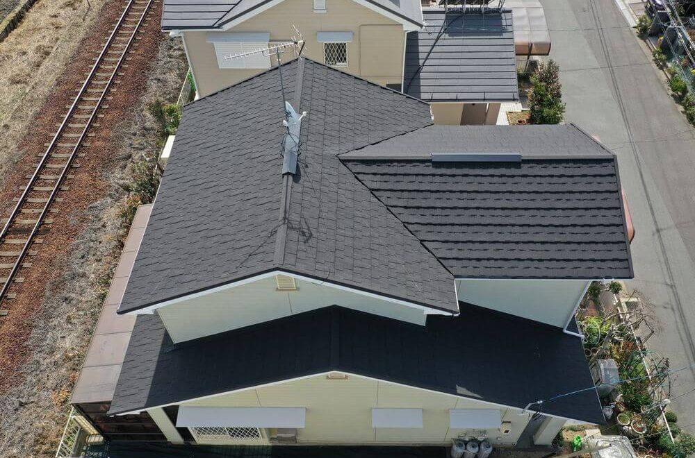 リペイント匠、屋根カバー工法