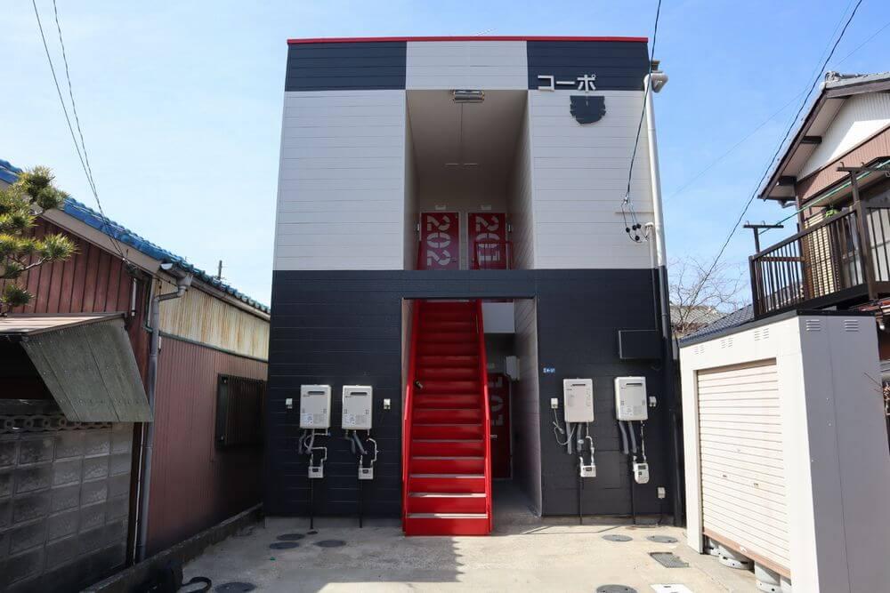 リペイント匠、屋根塗装、外壁塗装、アパート