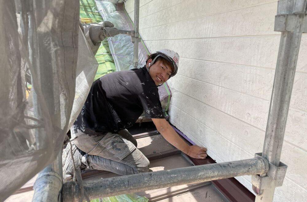 津市、リペイント匠、外壁塗装