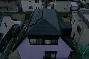 津市、屋根塗装、リペイント匠