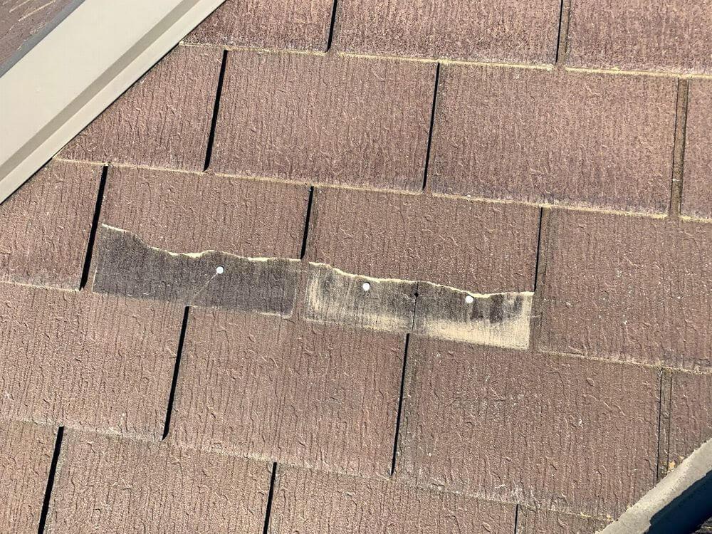 屋根、雨漏り、ひび割れ、リペイント匠