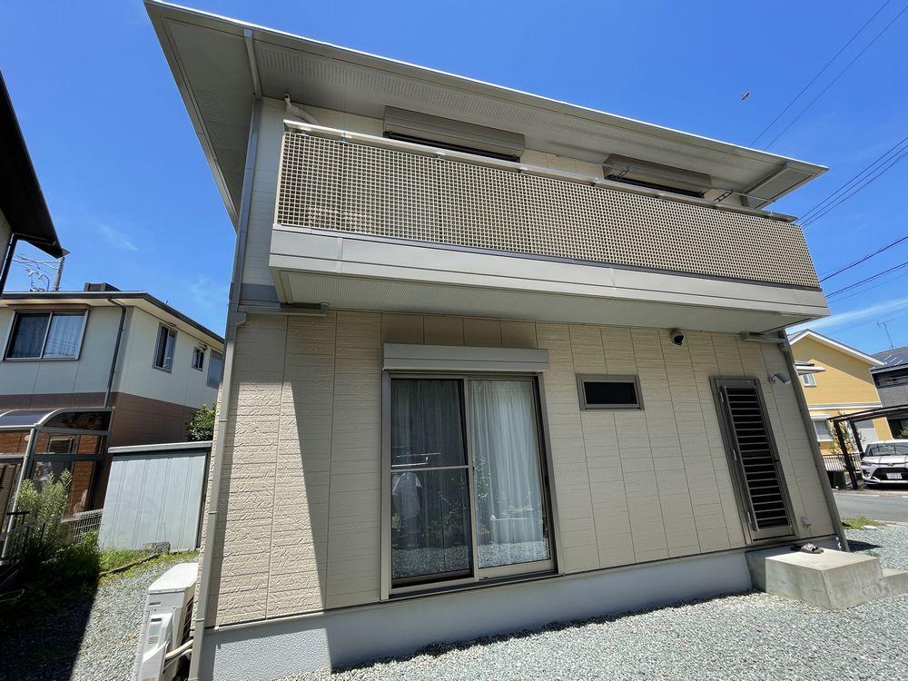 松阪市、ガイナ、外壁塗装、リペイント匠