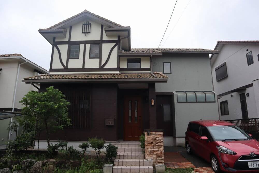 亀山市、無機塗料、外壁塗装、リペイント匠