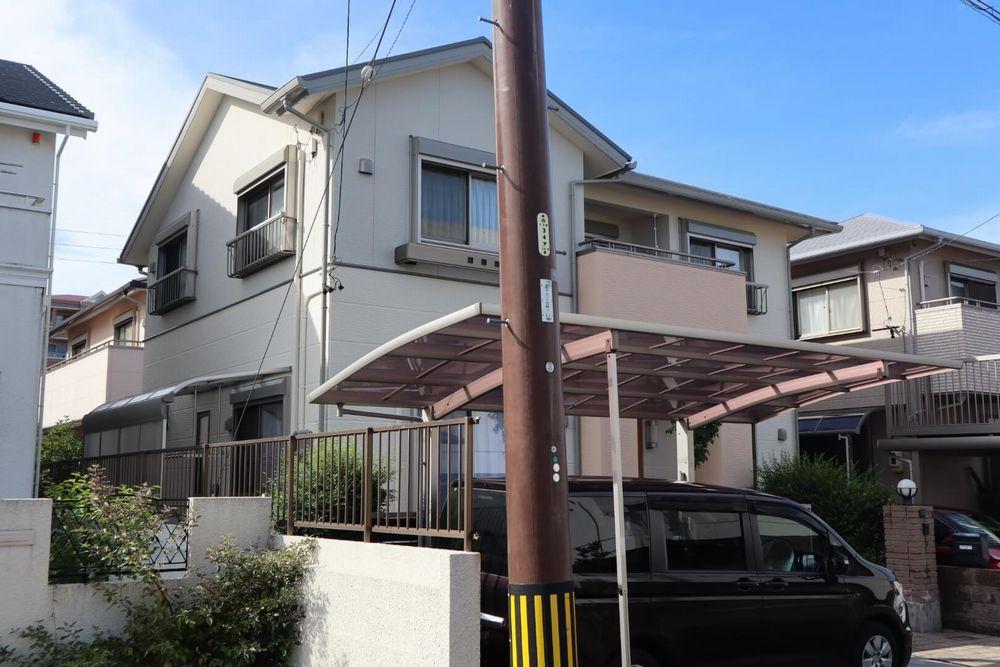 松阪市、外壁塗装、ガイナ、リペイント匠