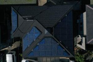 松阪市、屋根カバー工法、リペイント匠