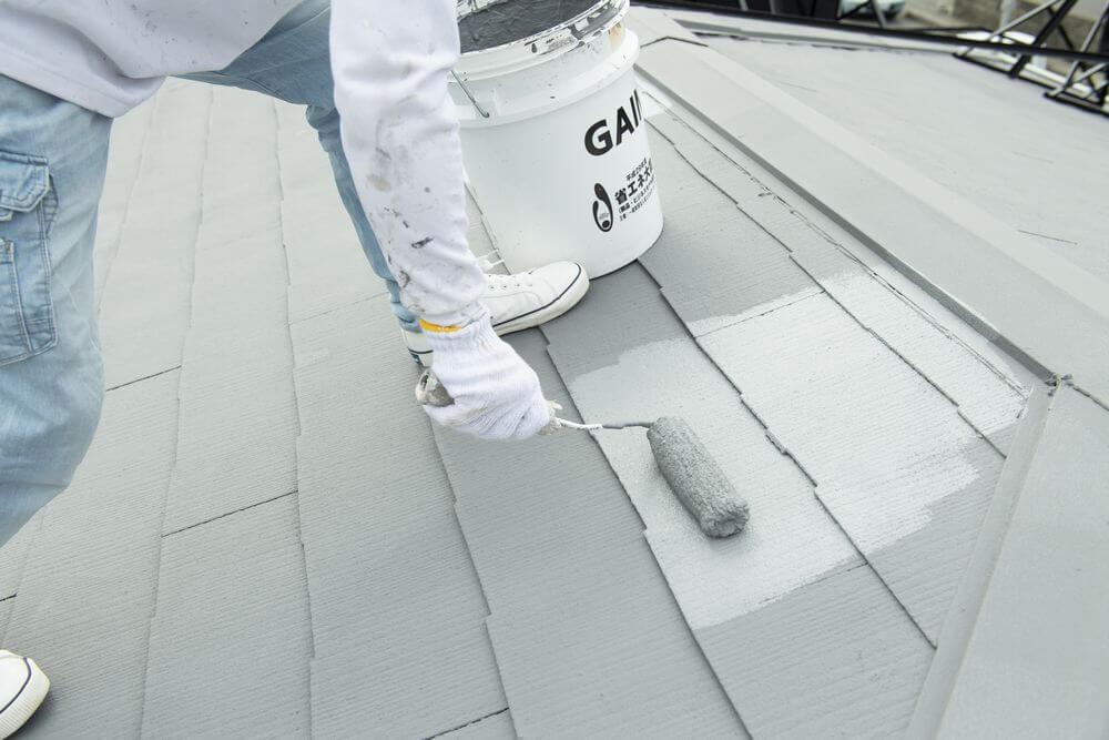 屋根塗装、リペイント匠