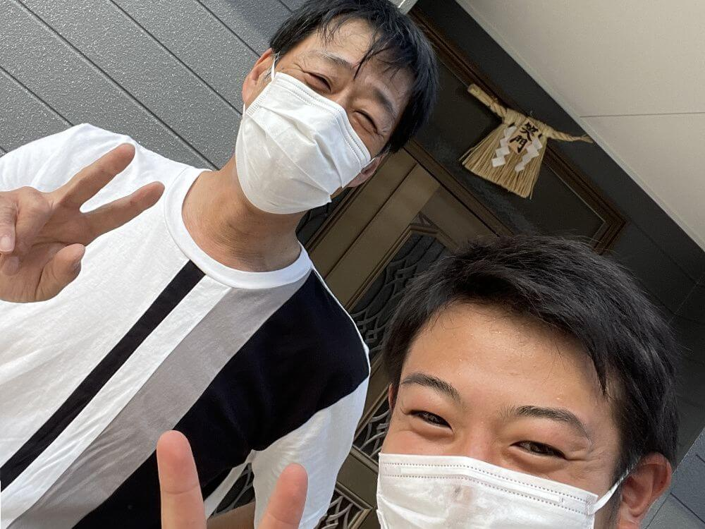 松阪市、外壁塗装、リペイント匠