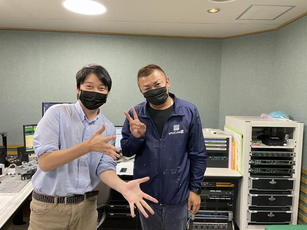 ラジオ FM三重 リペイント匠